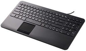 tastatur mit touchpad kabelgebunden