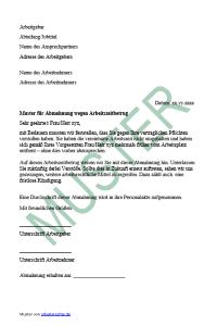 Abmahnung Wegen Arbeitszeitbetrug Arbeitsrecht 2019