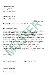 Arbeitsrecht 2019 Muster Vorlagen Und Co Zum Kostenlosen Download