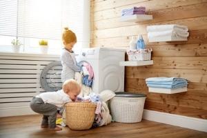 Waschmaschine kaputt? ALG-2-Empfänger können ein Darlehen beantragen.