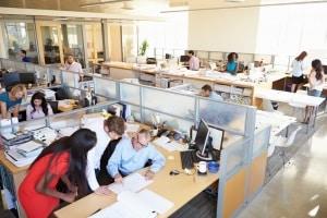 Anstieg der Leiharbeit: Laut Bundesagentur für Arbeit nahm sie um vier Prozent zu.