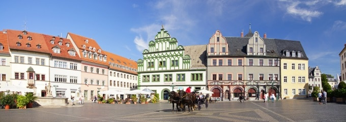 Ein Anwalt für Arbeitsrecht kann in Weimar bei vielfältigen Problemen beraten und helfen.