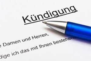 Ein Anwalt für Arbeitsrecht in Paderborn berät Sie auch in Sachen Kündigung.