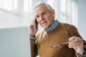 Arbeiten mit über 60 - in Deutschland keine Seltenheit mehr.