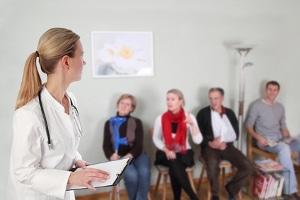 Wie kann der Arbeitsschutz in der Arztpraxis gewährleistet werden?