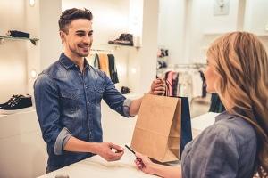 Arbeitsschutzgesetz: Auch im Einzelhandel müssen die Vorschriften eingehalten werden.