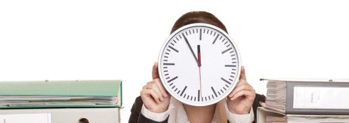 Ein Arbeitsvertrag auf Stundenbasis ist für 450-Euro-Jobs die Regel.