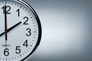 Die Arbeitszeit kann bei Teilzeit unterschiedlich sein.