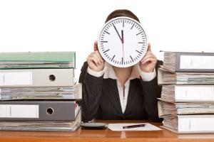 Auch bei der Arbeitszeiterfassung muss die Verordnung des Datenschutzes eingehalten werden.