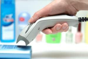 barcode reader test