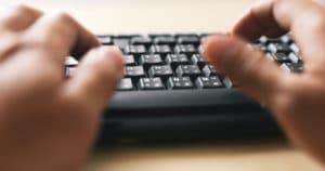 leuchtende tastatur haptik