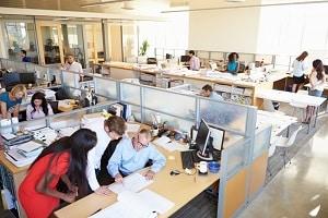 Bei der Berufsgenossenschaft ist eine der wichtigsten Aufgaben die Aufklärung der Unternehmen zum Thema Sicherheit.