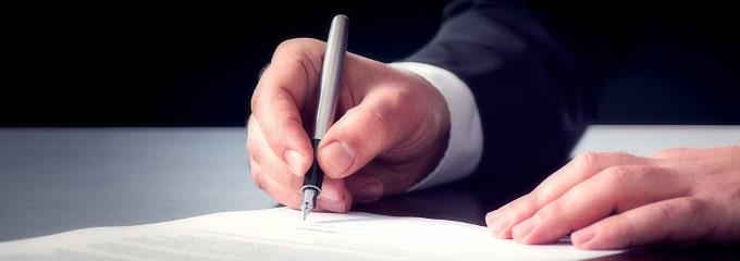 Eine Bewerbung ist das Aushängeschild des Jobanwärters.