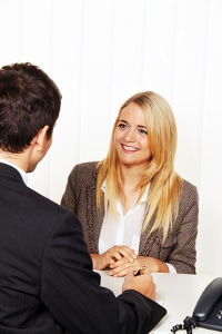 Bewerbungsgespräch: Eine gezielte Nachbereitung schadet nicht.