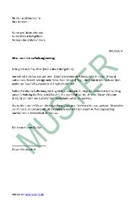 Aufhebungsvertrag Für Arbeitnehmer Arbeitsrecht 2019