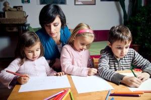 Wollen Eltern einen Teilzeitjob beantragen, müssen sie Fristen einhalten.