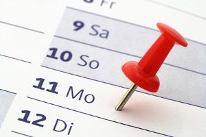Die Frist für die Krankmeldung bei der Krankenkasse umfasst eine Woche.