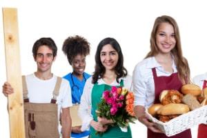Gehalt in der Ausbildung: Unterschiede gibt es nicht nur regional.