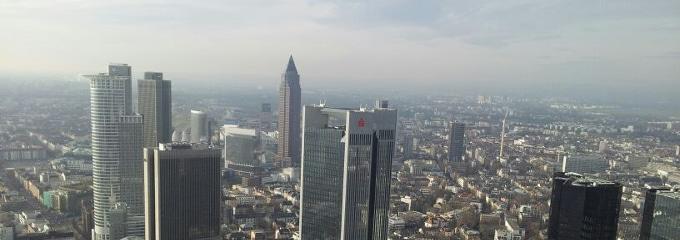 Die IG Metall hat ihren Sitz in Frankfurt am Main.