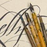 füller für kalligrafie