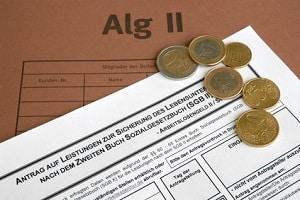 Bekommen Sie Krankengeld, wenn Sie arbeitslos sind? Bei ALG-II-Bezug ist dies nicht vorgesehen.
