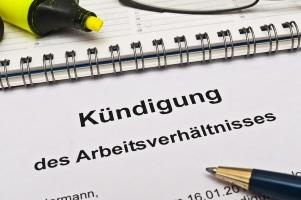 Kündigung vom Arbeitsvertrag: Eine Art Bestätigung stellt der Abwicklungsvertrag dar.