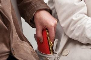 in Kündigungsgrund, der auf Vertrauensverlust basiert, ist beispielsweise Diebstahl.