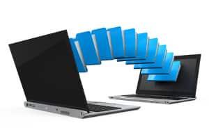 Der Lebenslauf in einer Online-Bewerbung sollte als PDF-Datei verschickt werden.