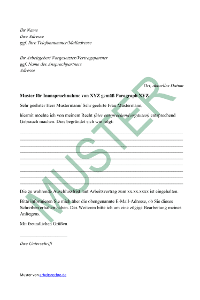 muster-ausschlussfrist-arbeitsvertrag-vorschau