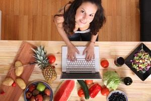 Auch bei der Online-Bewerbung sollte der Lebenslauf nicht fehlen.