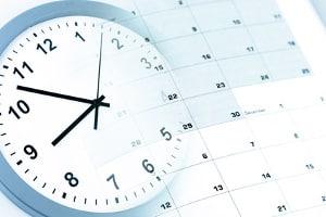 Beim Praktikum ist die Dauer von der Studienordnung oder persönlichen Wünschen abhängig.