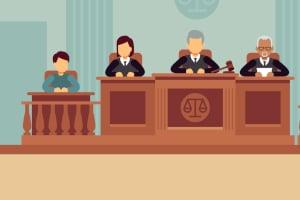 Rechtsanwalt für Arbeitsrecht in Ludwigsburg: Er kann Sie auch vor Gericht gut vertreten.