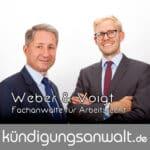 WEBER & VOIGT – Die Kanzlei für Arbeitnehmer und Führungskräfte