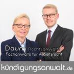 DAUM Rechtsanwälte – Fachanwälte für Arbeitsrecht