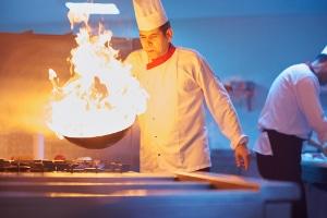 Saisonarbeit in der Schweiz: Die Gastronomie-Branche boomt vor allem im Winter.