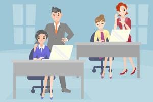 Sexuelle Belästigung am Arbeitsplatz: Welche Formen gibt es?