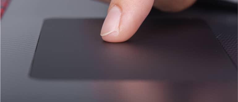 tastatur mit touchpad-test