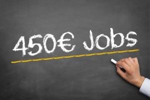 Ein 450-Euro-Job ist in der Regel eine sozialversicherungsfreie Beschäftigung.
