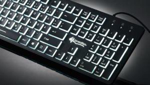 tastatur mir led