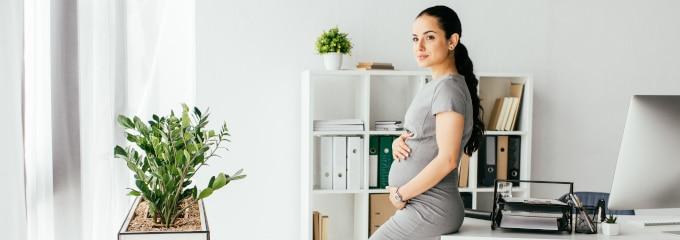 Wann unterliegen Sie einem Teilbeschäftigungsverbot, wenn Sie schwanger sind?