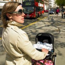 Bei einem Teilzeitjob bleibt Eltern mehr Zeit für ihre Kinder.