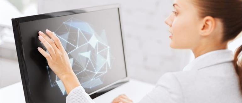 touchscreen monitor test