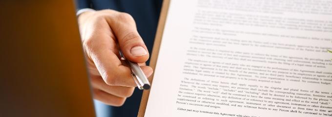 Arbeitsvertrag nicht unterschrieben