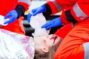 Verletztengeld: Der Arbeitsunfall muss vom Arbeitgeber gemeldet werden.