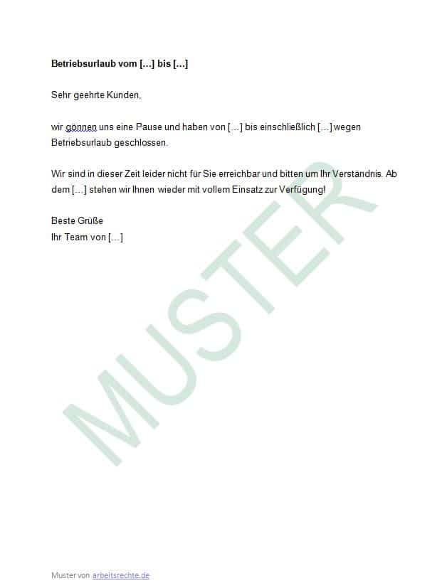 Betriebsurlaub Was Darf Der Chef Anordnen Arbeitsrecht 2019