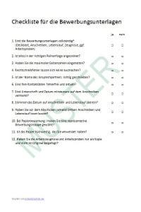 vorschau-checkliste-bewerbungsunterlagen-muster