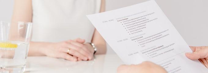 Worauf sollten Bewerber bei einem Vorstellungsgespräch besonders achten?